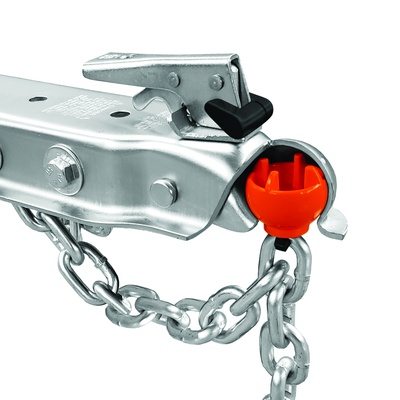 Rightline Gear Anti-Theft Trailer Coupler Ball - 100T10