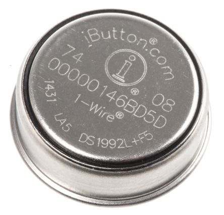 Maxim Integrated DS1977-F5# iButton EEPROM (100)