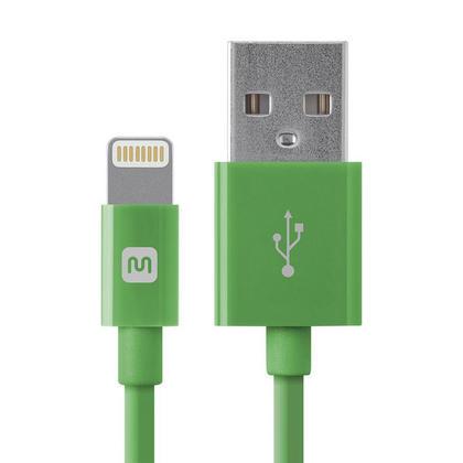 Sélectionnez la série Apple MFi certifié Lightning USB Sync & Charge Cable, 3 pieds - Monoprice® - Vert
