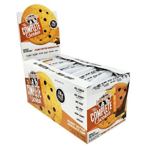 The Complete Cookie Peanut Butter Chocolate Chip 12 Count by LENNY & LARRY
