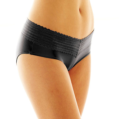 Warners Hipster Panty 5609j, Xx-large , Gray