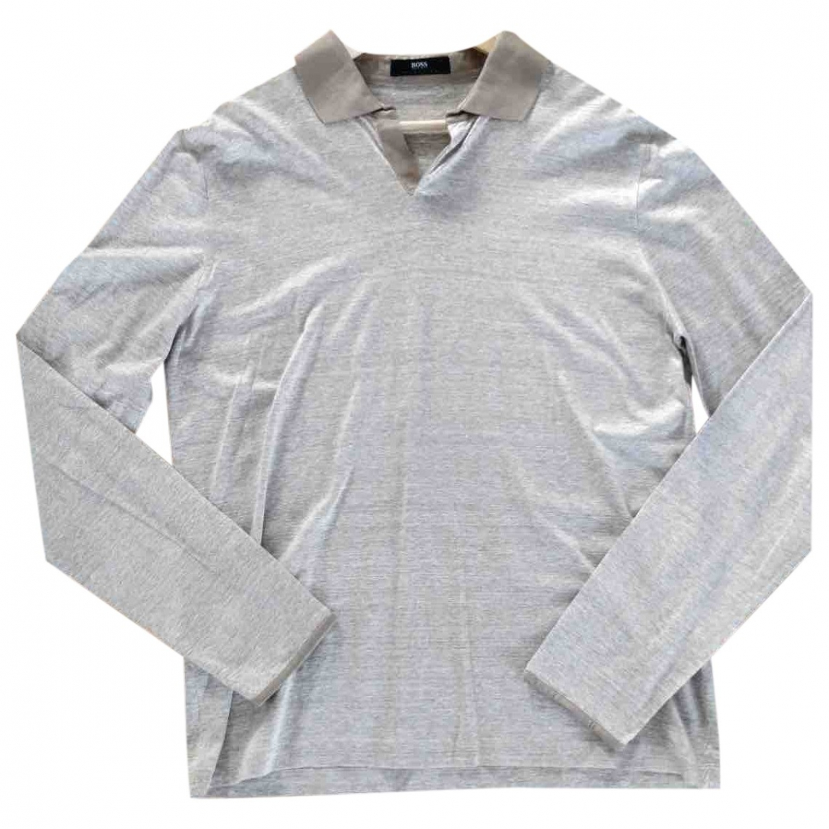 Hugo Boss \N Beige Cotton Polo shirts for Men L International