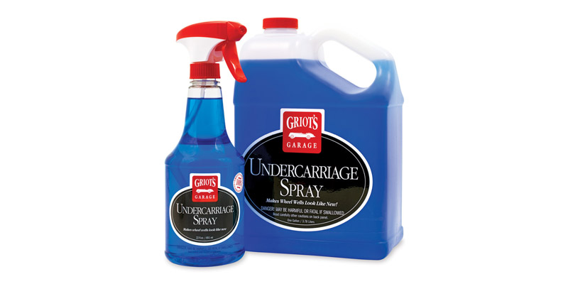Griots Garage Undercarriage Spray - 1 Gallon