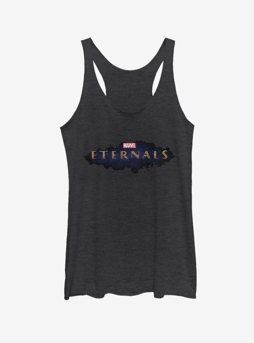 Marvel Eternals 2019 Logo Womens Tank Top