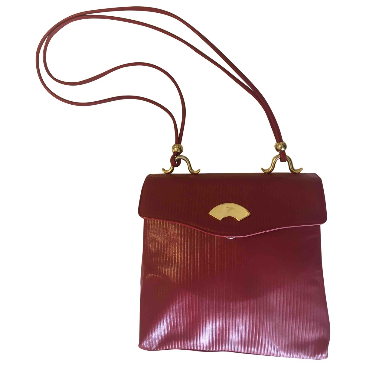 Karl Lagerfeld \N Red Leather handbag for Women \N