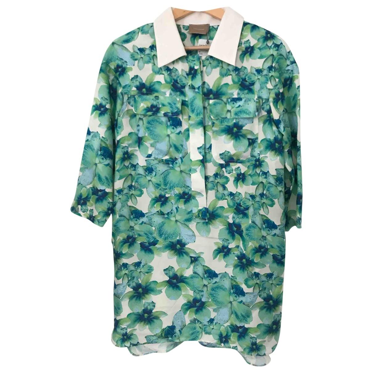 Longchamp \N Multicolour Silk dress for Women M International