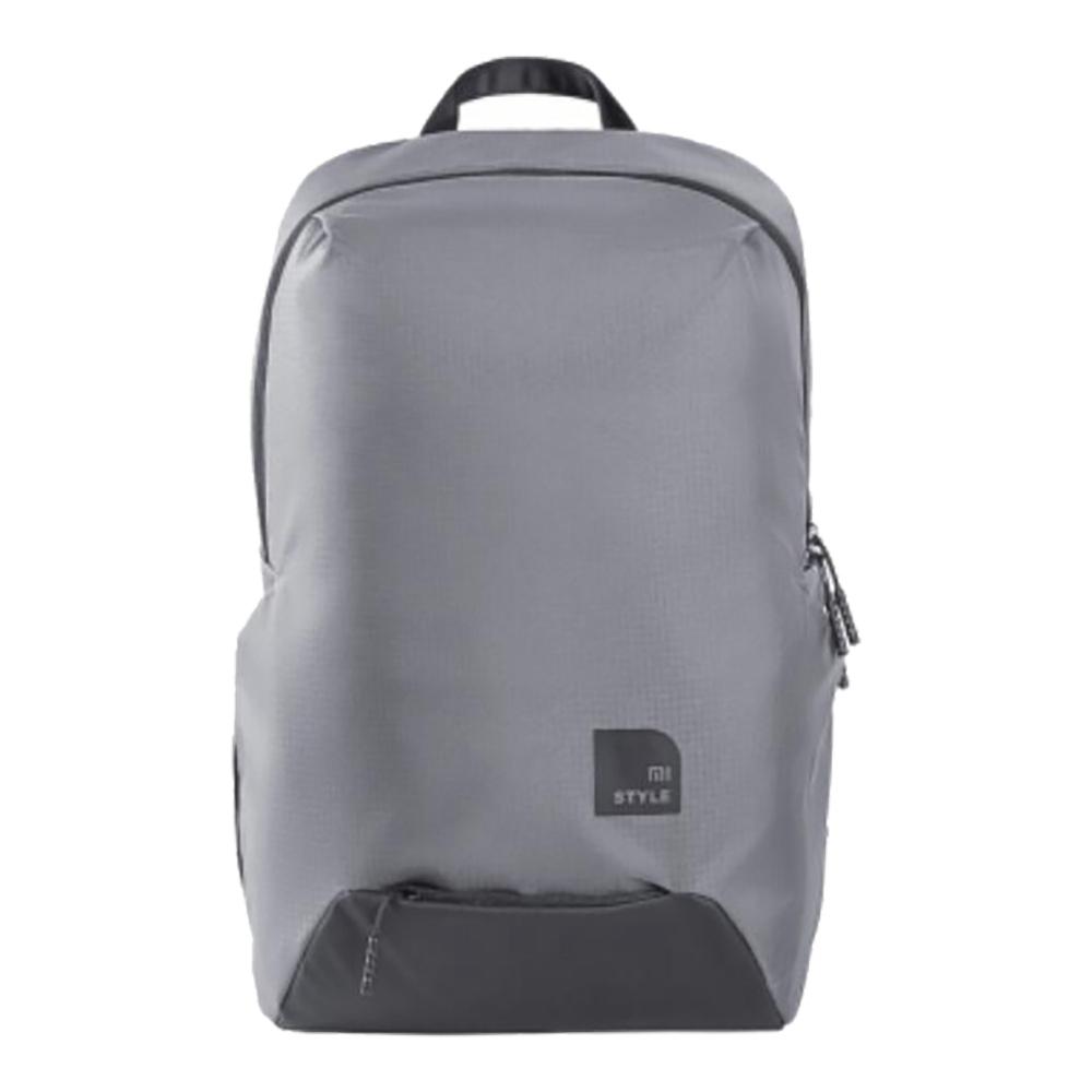 Xiaomi 23L Sports Leisure Backpack Waterproof 15.6-inch Laptop Bag Outdoor Travel Rucksack - Gray