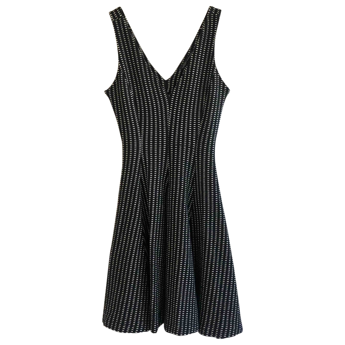 Zara \N Black Cotton dress for Women S International