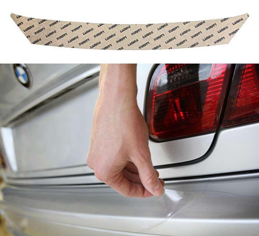 BMW M3 Coupe | Cabrio 08-13 Rear Bumper Guard Lamin-X B1224