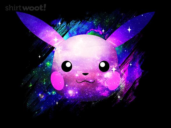 Space Pokemonster T Shirt