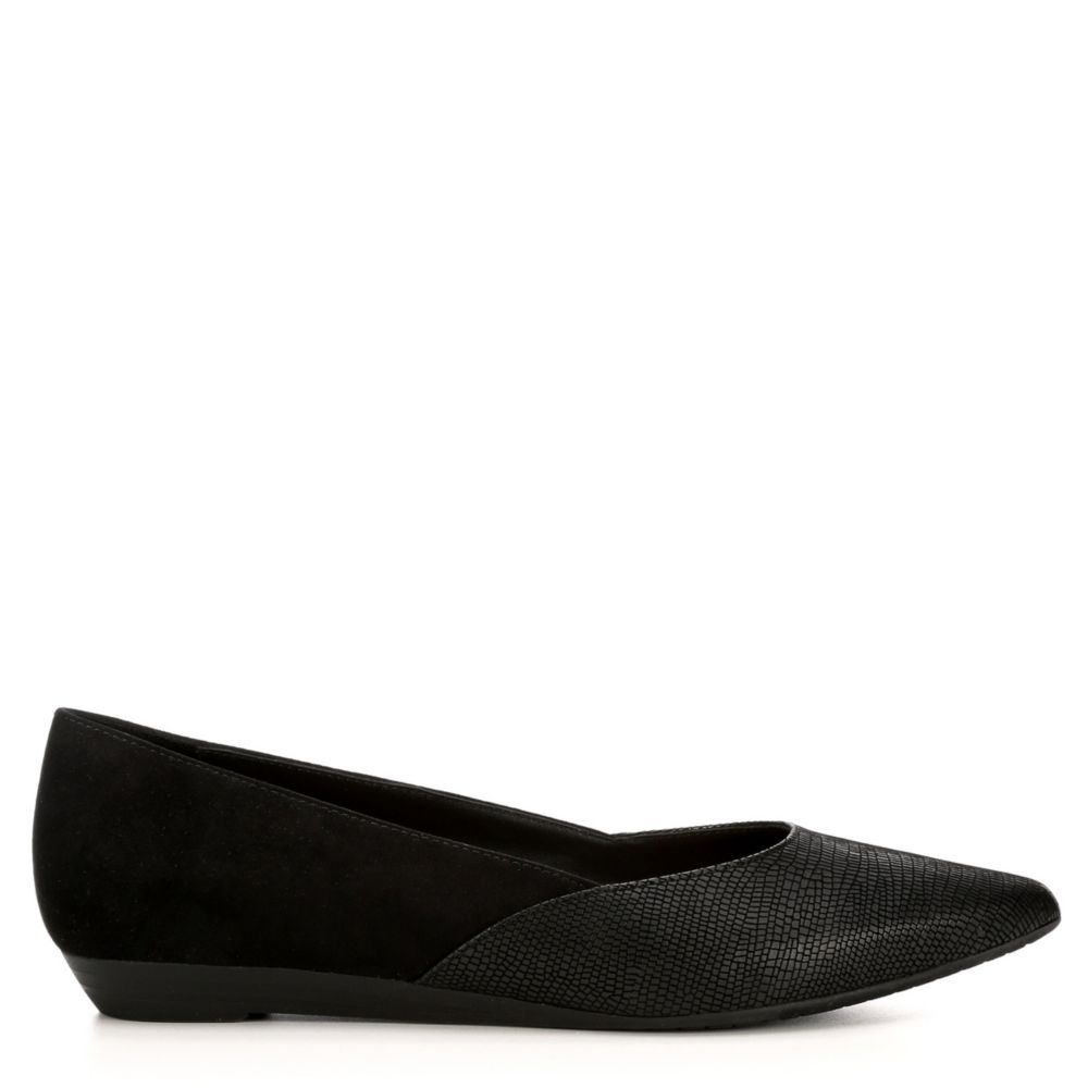 Michael By Shannon Womens Alara Flat Flats Shoes