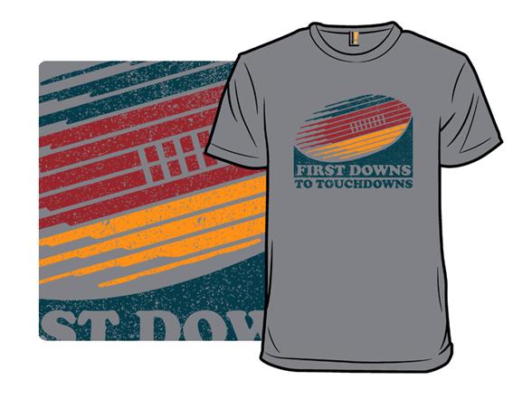 Retro Fan T Shirt