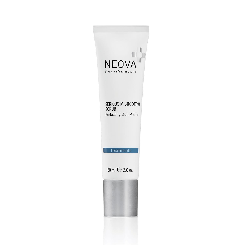 Neova Skincare SERIOUS MICRODERM SCRUB (60 ml / 2 oz)