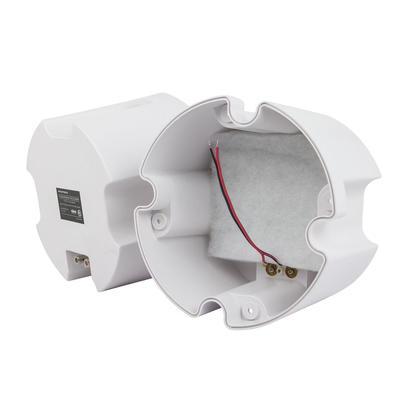 Boîtier arrière en ABS (paire) pour Cab-4103, 6.5'' Haut-parleur de plafond - Monoprice®