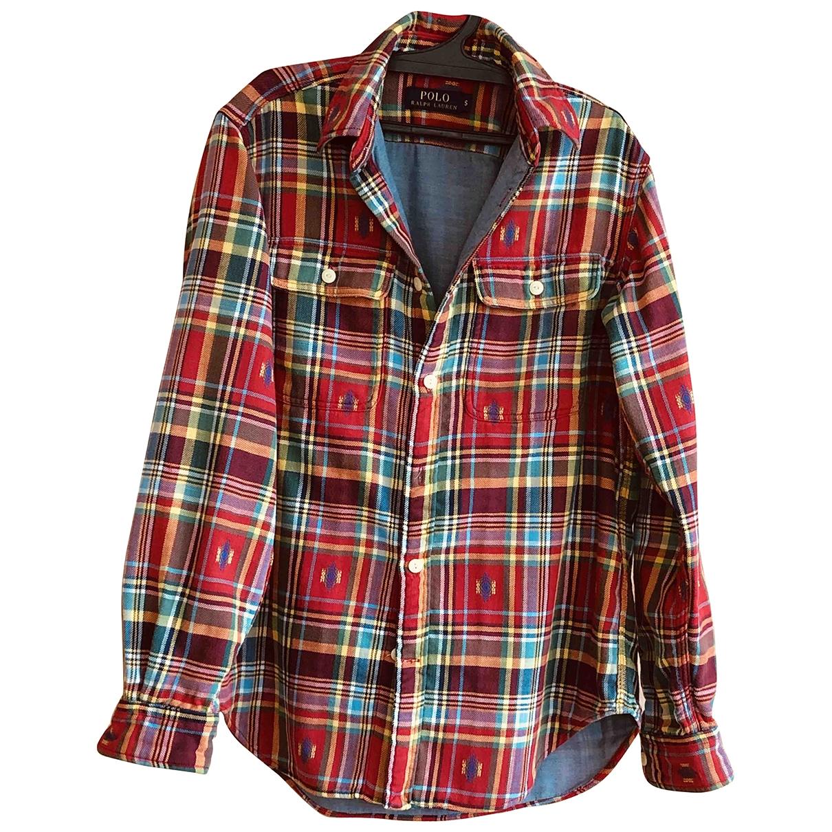 Polo Ralph Lauren \N Multicolour Cotton  top for Women S International