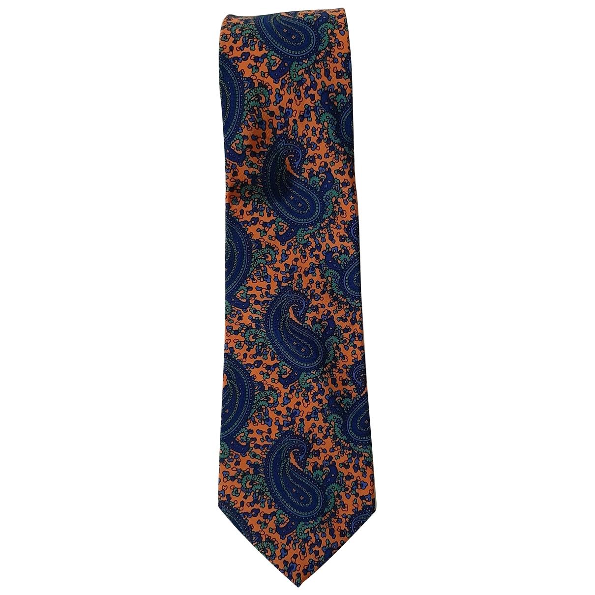 Dior \N Multicolour Silk Ties for Men \N