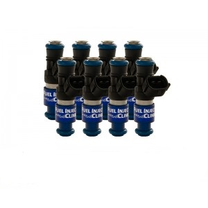 Fuel Injector Clinic IS304-2150H 2150cc (240 lbs/hr at OE 58 PSI fuel pressure) Injector Set (High-Z)