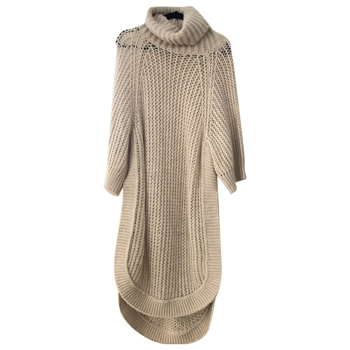 Chloé \N Beige Wool Knitwear for Women M International