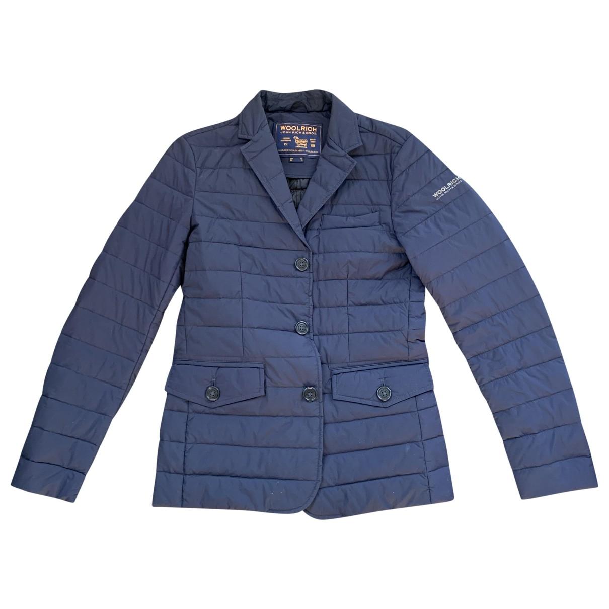Woolrich \N Navy jacket  for Men S International