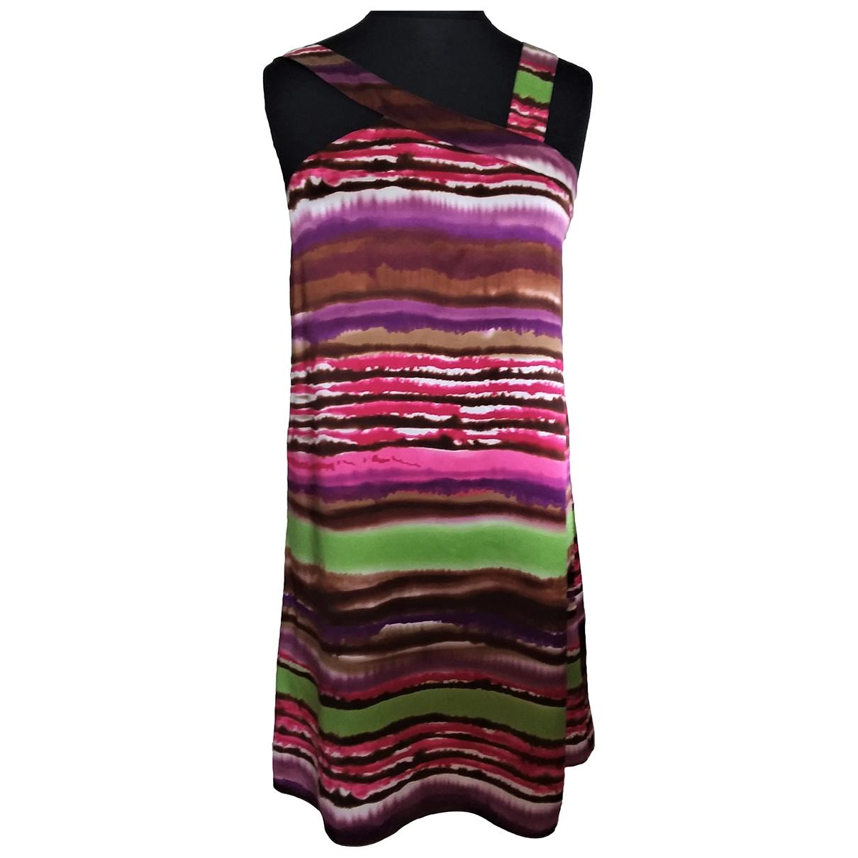 Les Petites \N Multicolour Silk dress for Women 3 0-5