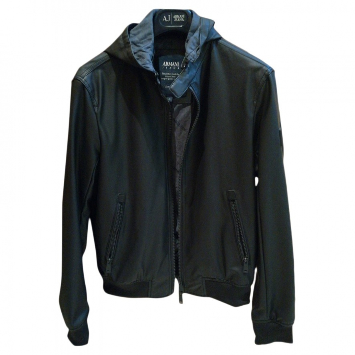 Armani Jeans \N Blue jacket  for Men 46 IT