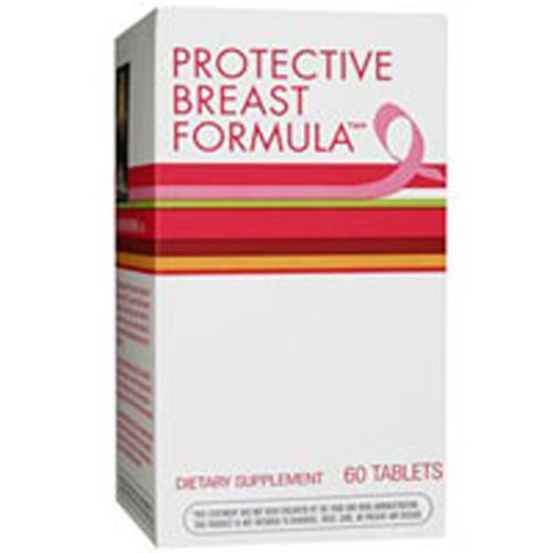Protective Breast Formula 60 Tabs by Enzymatic Therapy