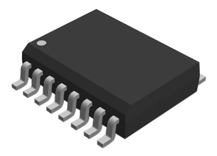 Maxim Integrated MAX14948EWE+, Line Transceiver, 1993/ RS-485, EIA RS-422, 1.71 → 5.5 V, 16-Pin SOIC (46)