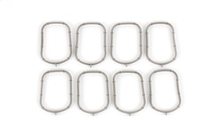 Cometic Gaskets C5196 Molded Rubber Intake Manifold Gaskets. Set of 8.