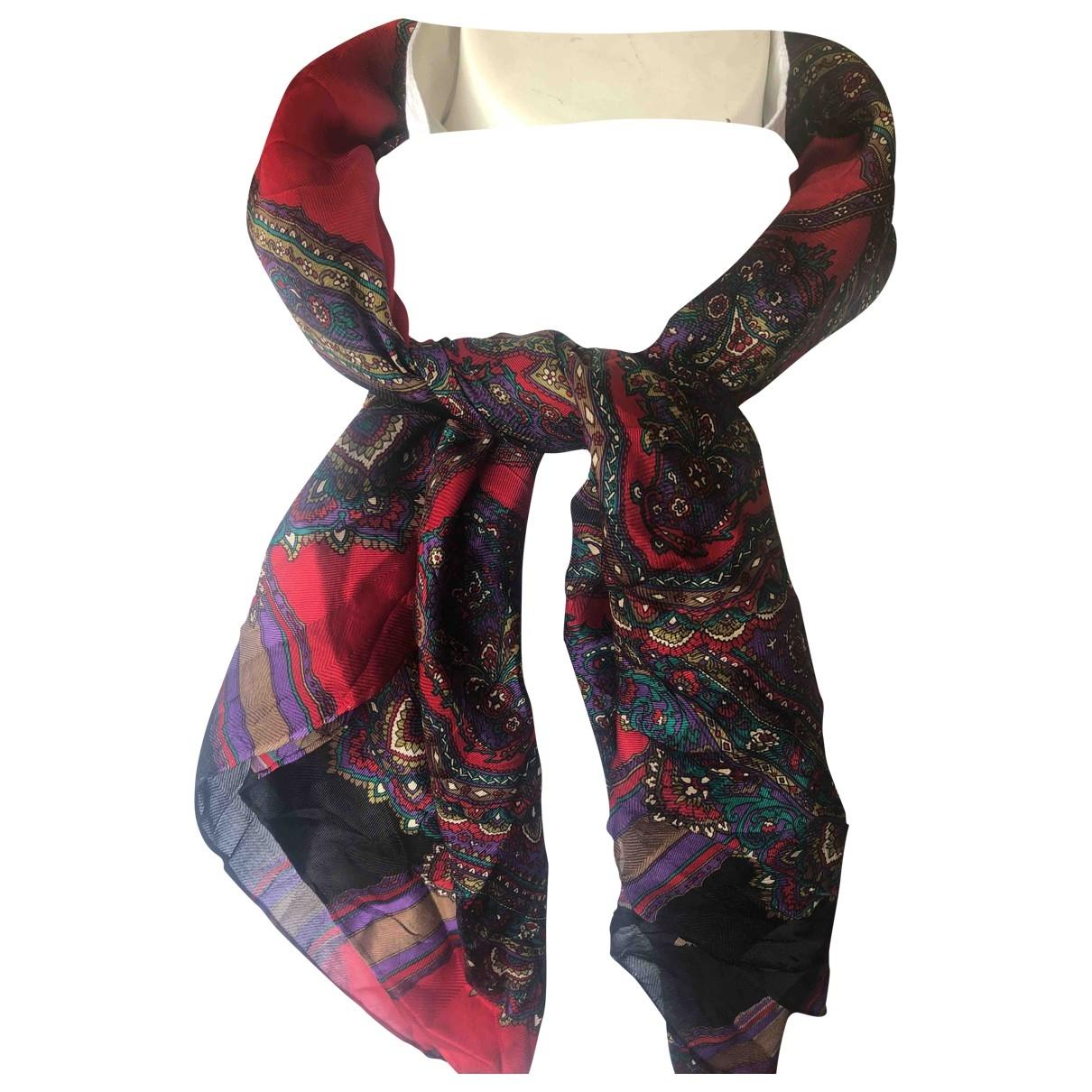 Pierre Balmain \N Multicolour Silk scarf for Women \N