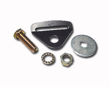 Sparco 49101 Bolt-In Harness Hardware Kit