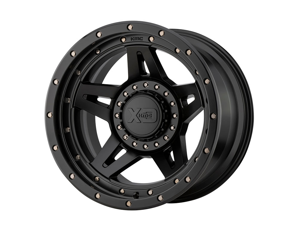 XD Series XD13821088718N XD138 Brute Wheel 20x10 8x8x180 -18mm Satin Black