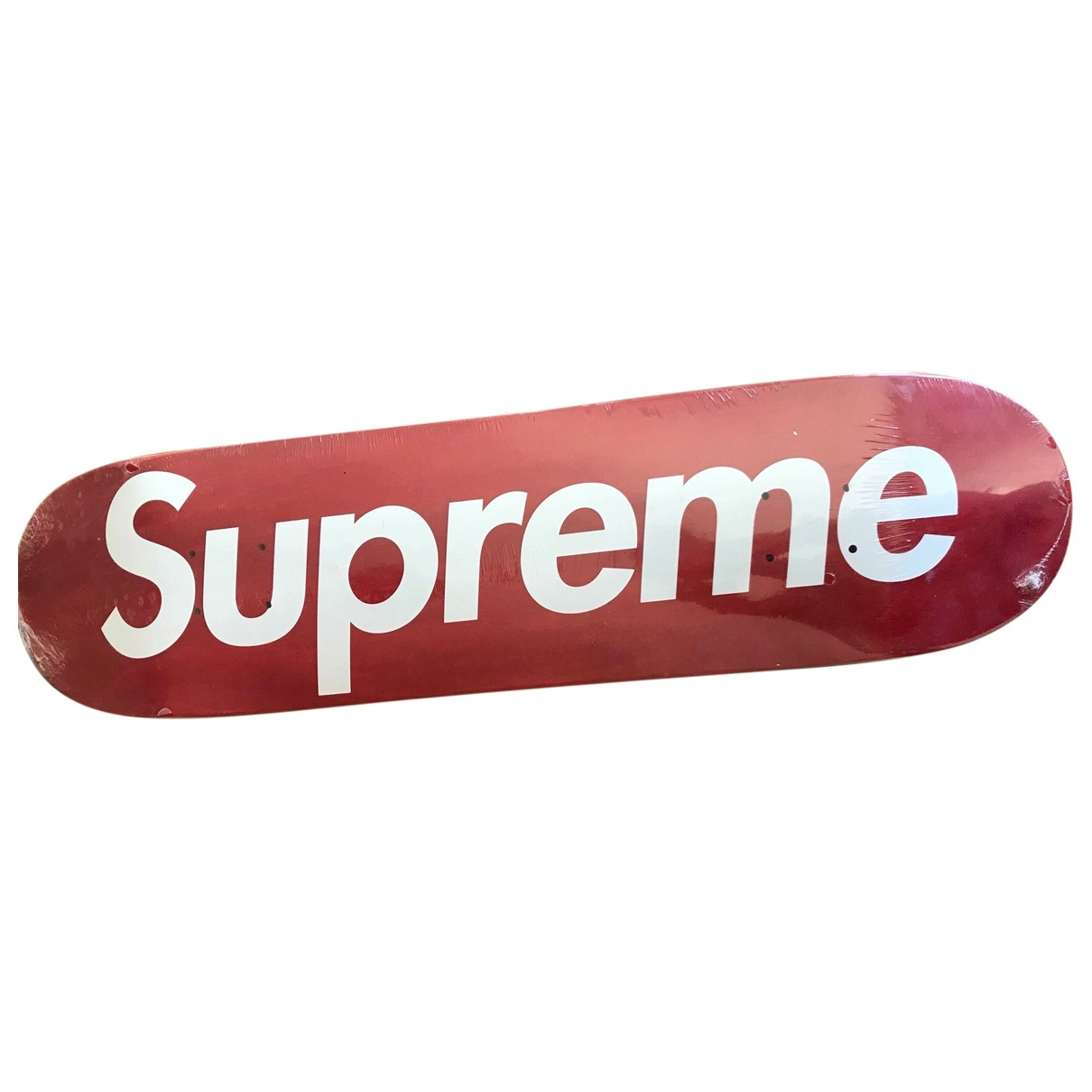 Supreme \N Red Wood Design for Life & Living \N
