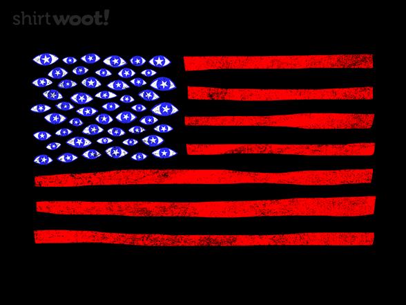 America Woke T Shirt