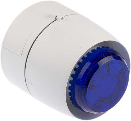 Cranford Controls Combi 32 32 Tone Electronic Sounder ,15 → 30 V dc, 86 → 106dB at 1 Metre, IP65