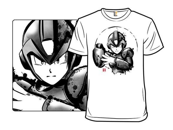 Mega Cannon T Shirt
