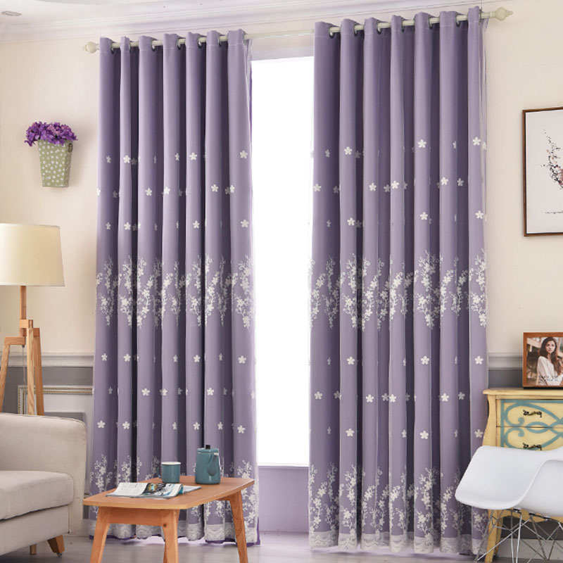 Elegant Custom Blackout Curtain Sets for Living Room Bedroom 2 Panels Set Physically Blocks Light Nicely Prevents UV Ray Excellent Performance on Room