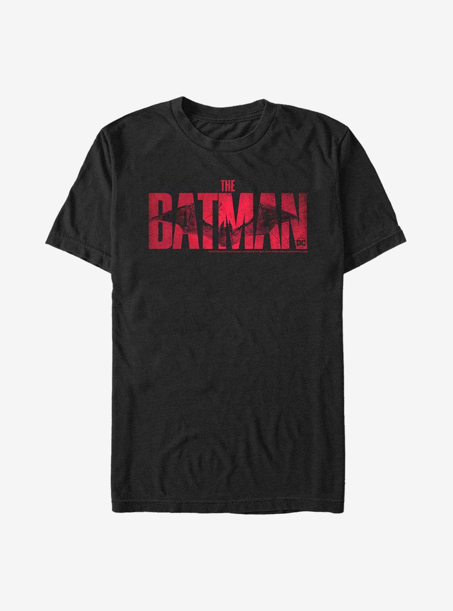DC Comics The Batman Logo T-Shirt