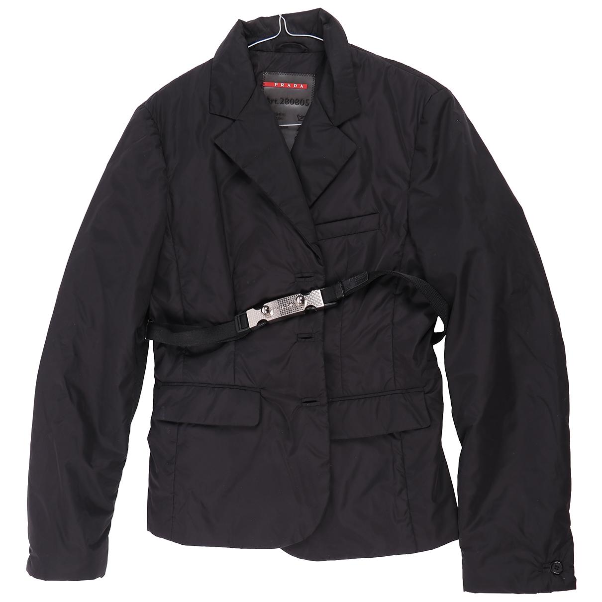 Prada \N Black jacket for Women 46 IT
