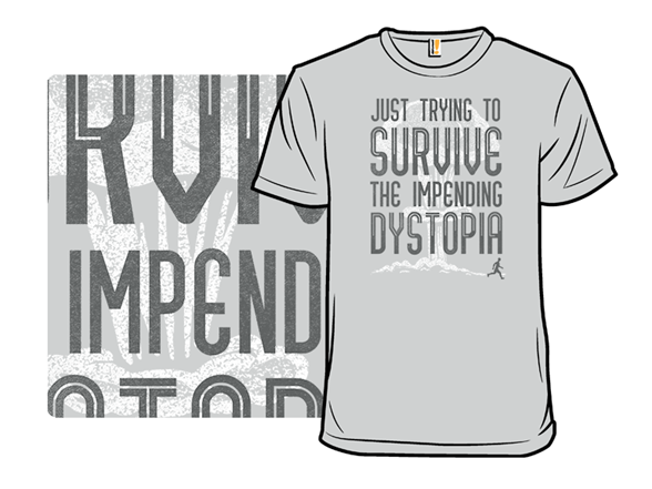 Training For Survival T Shirt