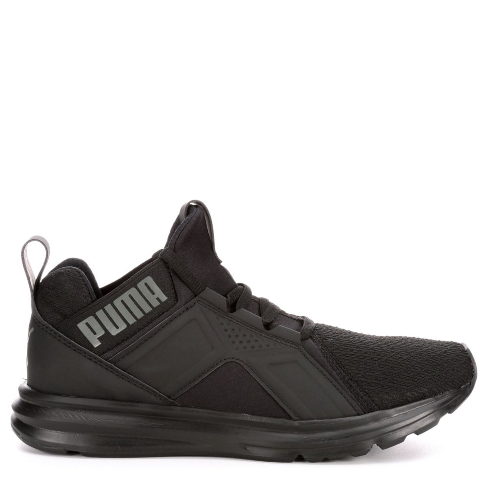 Puma Boys Enzo Mid Shoes Sneakers
