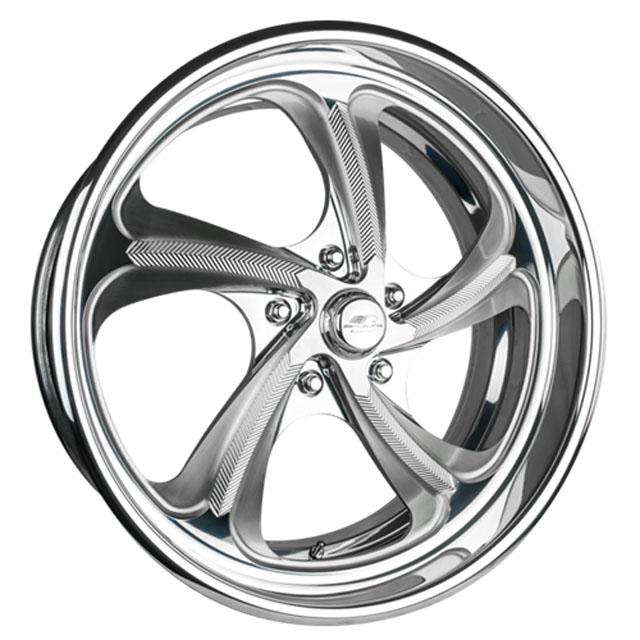 Billet Specialties SLG25710Custom Diamond Back Wheel 17x10