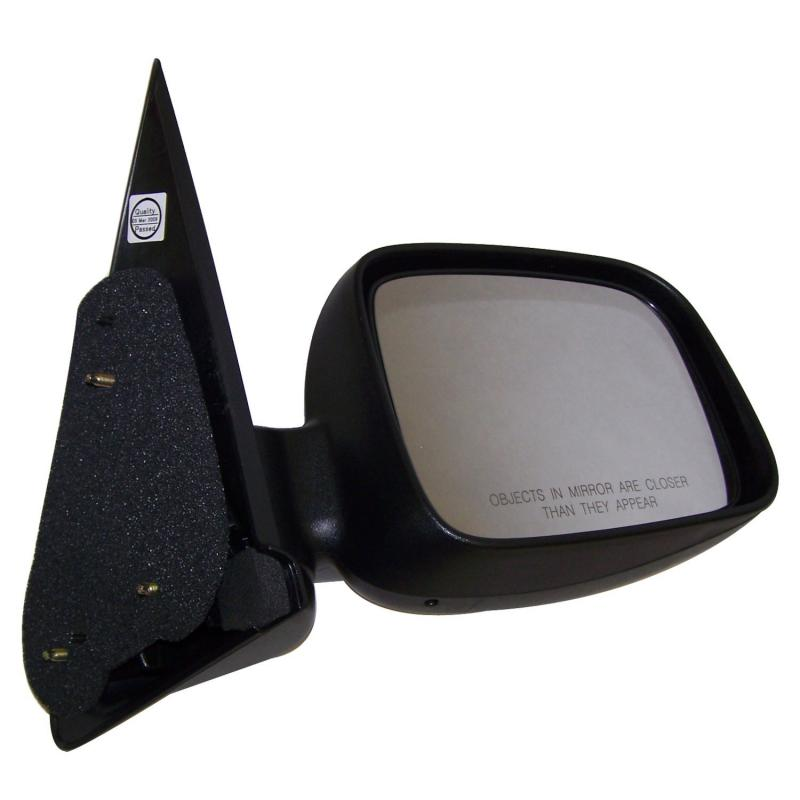 Crown Automotive 55155836AH Jeep Replacement Right Manual Folding Mirror for 2002 - 2007 Jeep KJ Liberty Jeep Liberty Right 2002-2007