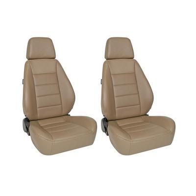 Corbeau Sport Seat - Pair (Spice Vinyl) - 90070PR