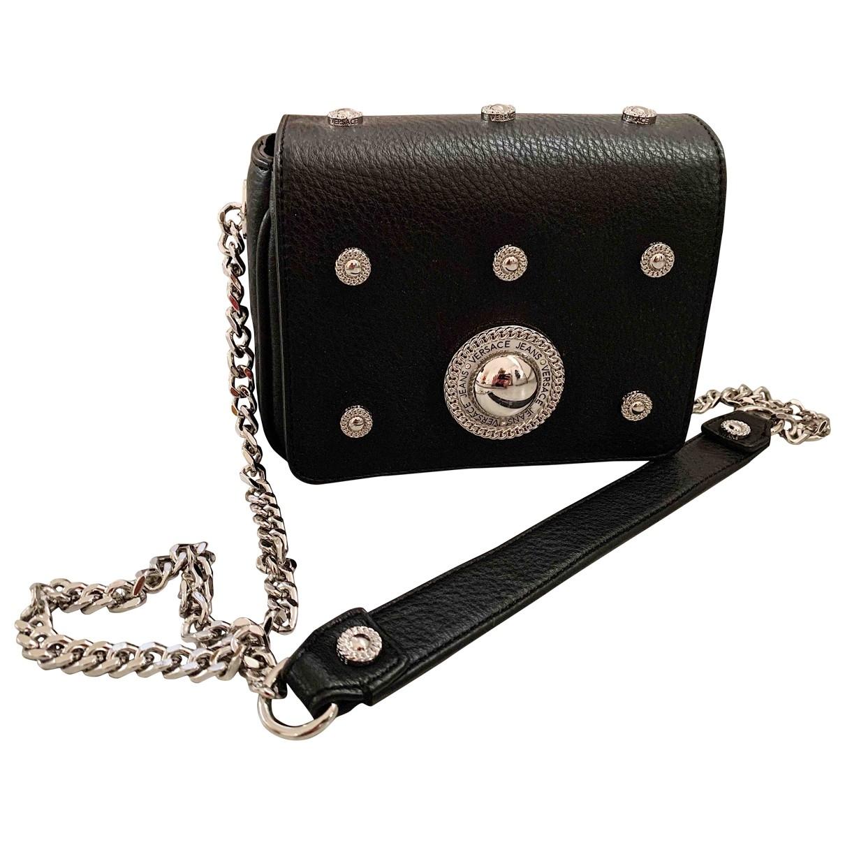 Versace Jeans \N Black handbag for Women \N