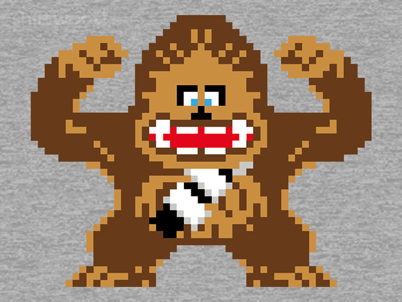 Chewey Kong T Shirt