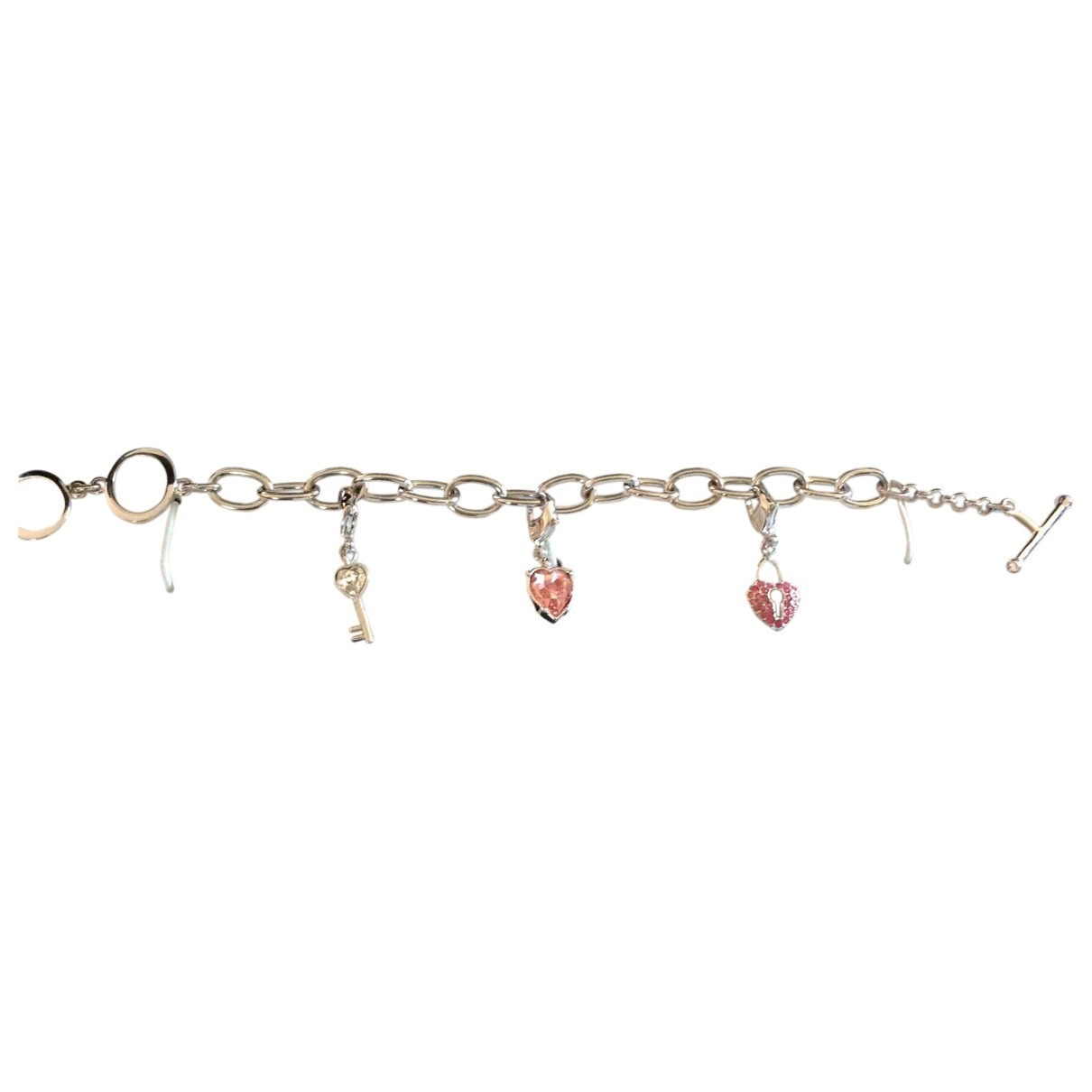 Swarovski \N Silver Metal bracelet for Women \N