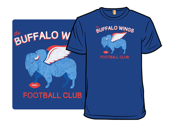 Buffalo Wings T Shirt