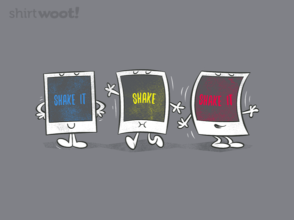 Shake It Like A... T Shirt
