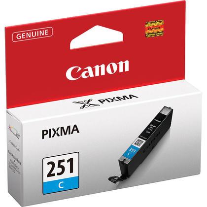 Canon CLI-251C Original Cyan Ink Cartridge