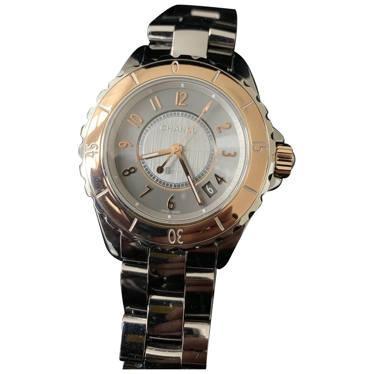 Chanel J12 Automatique Ceramic watch for Women \N